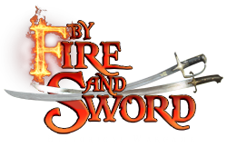 Logo du jeu By Fire and sword