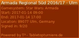 [Armada] Regionalmeisterschaften 16/17 17190