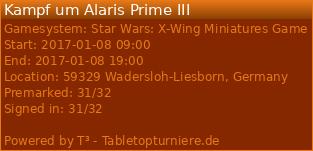 [08.01.2017][Wadersloh-Liesborn]Kampf um Alaris Prime III 17701