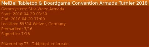[Armada][29.04.2018]MelBel Con Armada Turnier 2018 20430